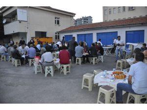Seydişehir Emniyet Müdürlüğünde iftar programı