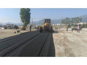 Seydişehir Belediyesinden asfalt çalışmaları