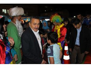 Seydişehir Belediyesi eğlenceyi çocukların ayağına götürüyor