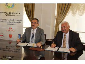 Ankara Kalkınma Ajansı ile SÜ arasında işbirliği protokolü