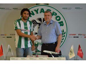 Konyaspor'a pilot takımından forvet transferi