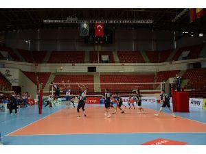 Konya, 17 Yaş Altı Avrupa Voleybol Şampiyonası'na ev sahipliği yapıyor