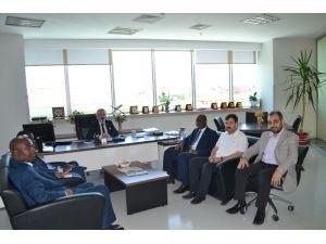 Zambiya Büyükelçiliği'nden Medicana'ya ziyaret