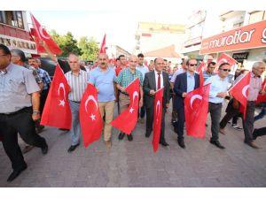 Beyşehir'de 15 Temmuz 2. Uluslararası demokrasi şöleni 10-16 Temmuz'da yapılacak