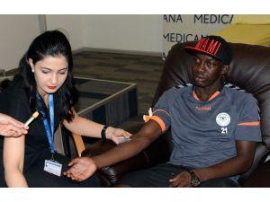 Konyaspor'da sağlık kontrolleri ve testler sona erdi