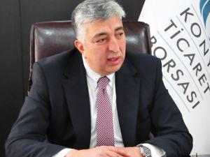 """KTB Başkanı Hüseyin Çevik: """"Dane kaybı, gelir kaybı demek"""""""