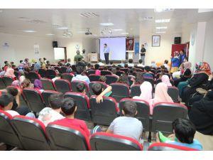 Başkan Yazgı, öğrencilere 15 Temmuz'u anlattı