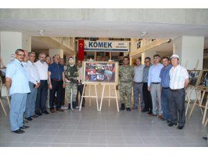Akşehir'de 15 Temmuz Şehitlerini Anma, Demokrasi ve Milli Birlik Günü etkinlikleri