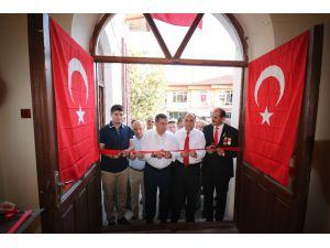 Beyşehir'de, Türkiye Harp Malulu Gaziler, Şehit Dul ve Yetimleri Derneği temsilciliği açıldı