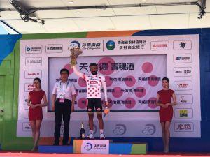 Torku Şekerspor, Çin'deki bisiklet yarışlarına iddialı başladı