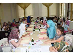 Genç KOMEK Yaz Okulu'nda Kur'an-ı Kerim sevinci