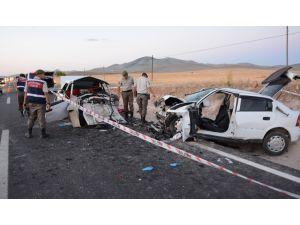 Aksaray'da düğün konvoyunda kaza: 3 ölü, 3 yaralı