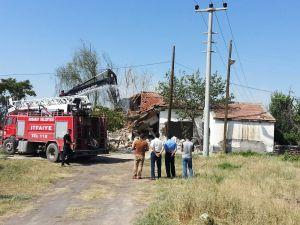 Aksaray'da yeni hastanenin imar yolları açılıyor