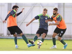 Atiker Konyaspor'da Süper Kupa maçı hazırlıkları başladı