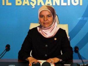 Konya Milletvekili Dr. Hüsnüye Erdoğan'a yeni görev