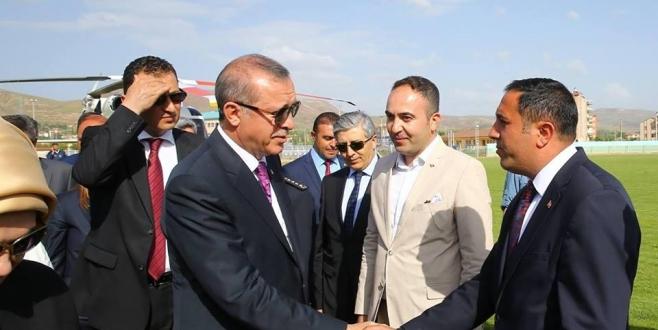 Ak Parti Eskil İlçe Başkanı Ali Mutlu Oldu!