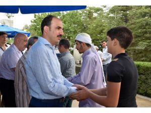 """Altay, """"Yatırımlarımız tüm Türkiye'ye hitap ediyor"""""""
