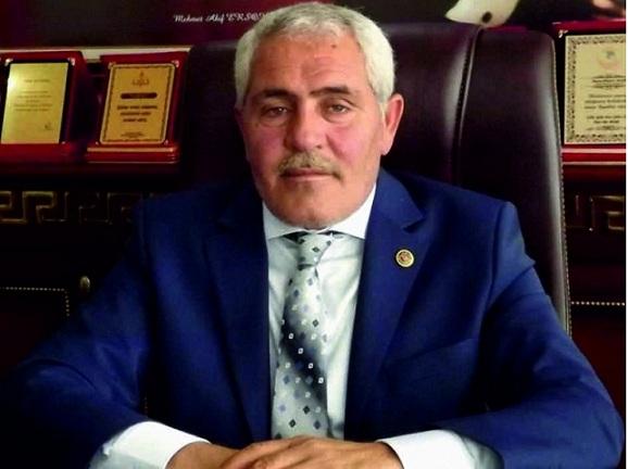 Alçay'dan İlçe Başkanı Ali Mutlu'ya ilişkin İlk Açıklama