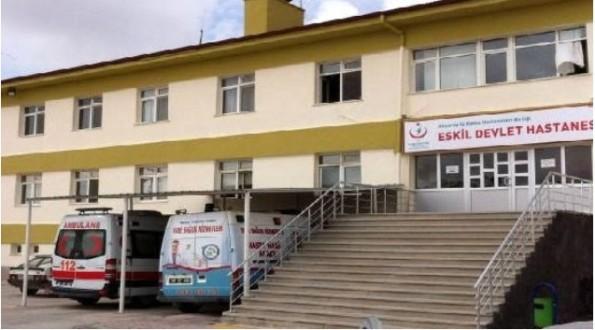 Eskil Devlet Hastanesi'nde Kadın Doğum Uzmanında poliklinik günü!