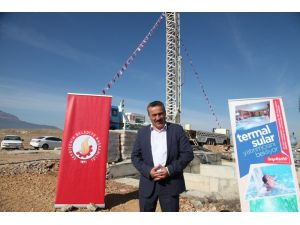 Prof. Dr. Karagülle: 'Seydişehir Ketirağılları termal özel bir su'