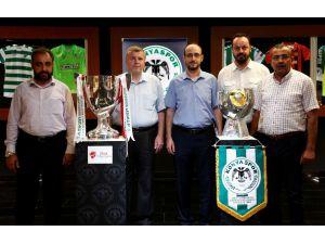 MÜSİAD Konya Şubesi'nden Konyaspor'a destek