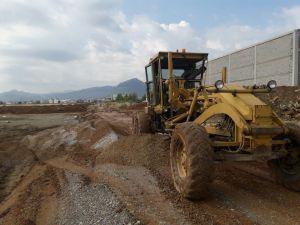 Seydişehir Belediyesi yol açma çalışmaları devam ediyor