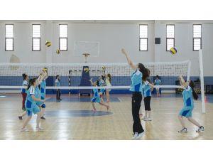 Selçuklu'da yaz spor okulları sona erdi