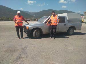 Akşehir Belediyesi kurban yakalama timi kurdu