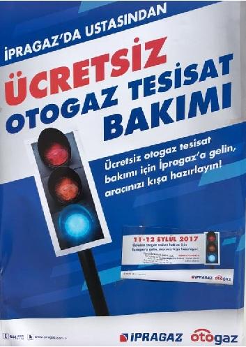 Hacı Ömerağa Petrol İstasyonu'nda Ücretsiz Otogaz Bakım Günleri