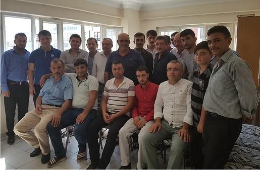 Eskilliler Derneği'nde Süleyman Altan'la yola devam