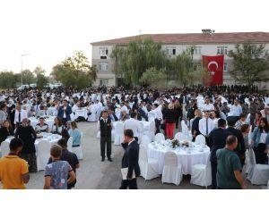 Aksaray'da şehitleri anma programı