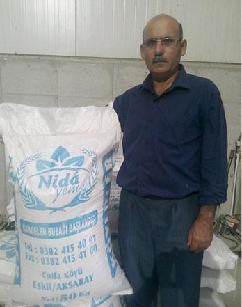 """Eskil'den Türkiye'ye yayılan bir marka: """"Nida Yem"""""""