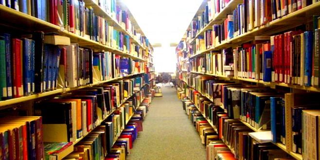 Kütüphanesiz İlçe Eskil