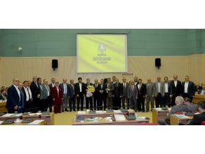 """Akyürek: """"Türkiye Belediyeler Birliği Başkanlığı Konya'ya verilen bir değerdir"""""""