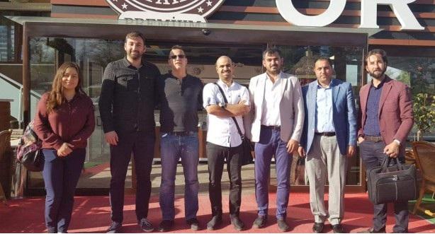 Katarlı Yatırımcılar Eskil'de incelemelerde bulundu
