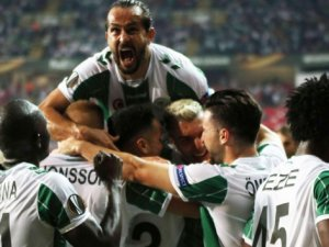 Atiker Konyaspor'a 3 gün izin