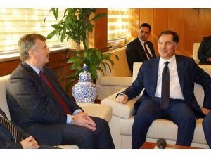 "Kamu Başdenetçisi Malkoç: ""Konya Müstesna Bir Şehir"""