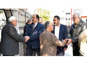 """Başkan Altay, """"Musalla Bağları Emekli Lokali Kasım'da Açılacak"""""""