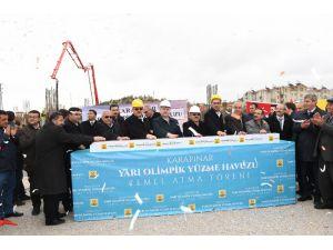 Büyükşehir'den Emirgazi ve Karapınar'a Değer Katan Yatırımlar