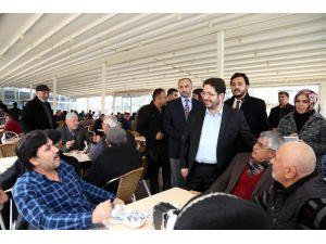 Başkan Yazgı, Vatandaşlarla Bir Araya Geliyor