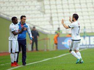 Atiker Konyaspor: 0 - Bursaspor: 3 (Maçtan Dakikalar)
