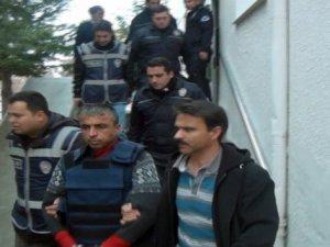 Aksaray'da Teyzesinin Eski Kocasını Öldüren Zanlı Tutuklandı