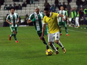 Atiker Konyaspor izne çıktı
