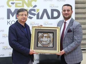 """Genç MÜSİAD """"Anadolu Liderlik Modeli Alim-18"""" projesini yeniden başlattı"""
