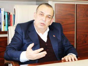 """Başkan Karamercan: """"Akaryakıt Fiyatlarında İndirim Yapılmalı"""""""
