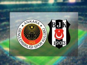 Kupada Yarı Final Bileti Beşiktaş'ın