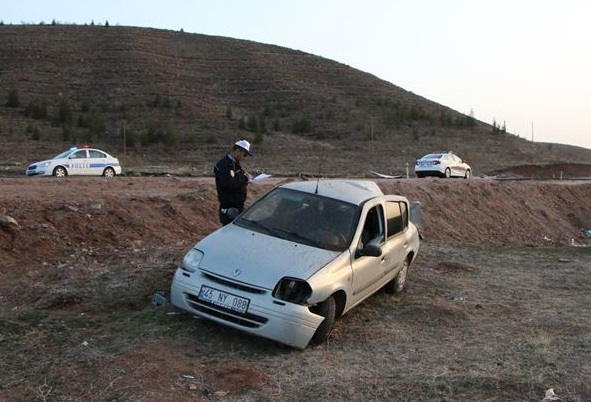 Aksaray'da trafik kazası: 4 yaralı