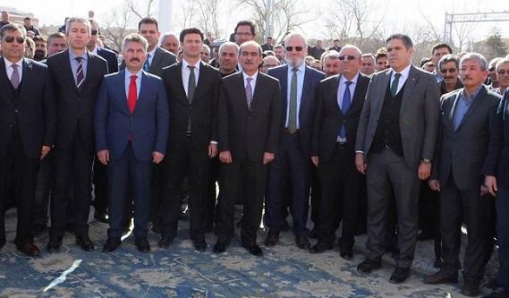 Sultanhanı İlçe Emniyet Müdürlüğü Hizmet Binası Dualarla Açıldı