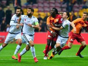 Galatasaray Turu Farklı Geçti:4-1