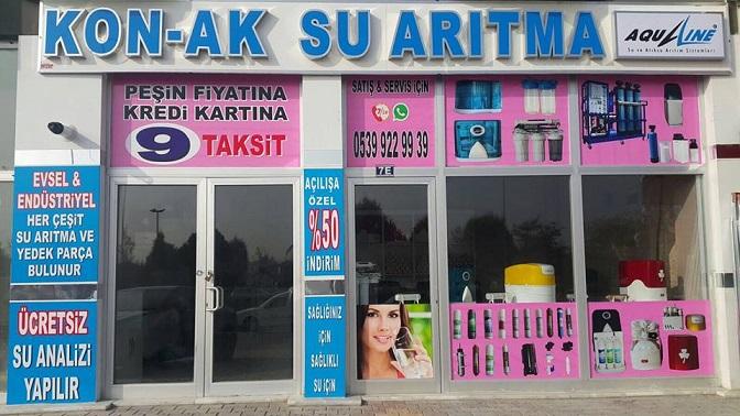 KON-AK Su Arıtma Eskil'den sonra ikinci şubesini Konya'ya açtı